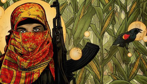 Image: Tierra y Libertad by Matt Verges.