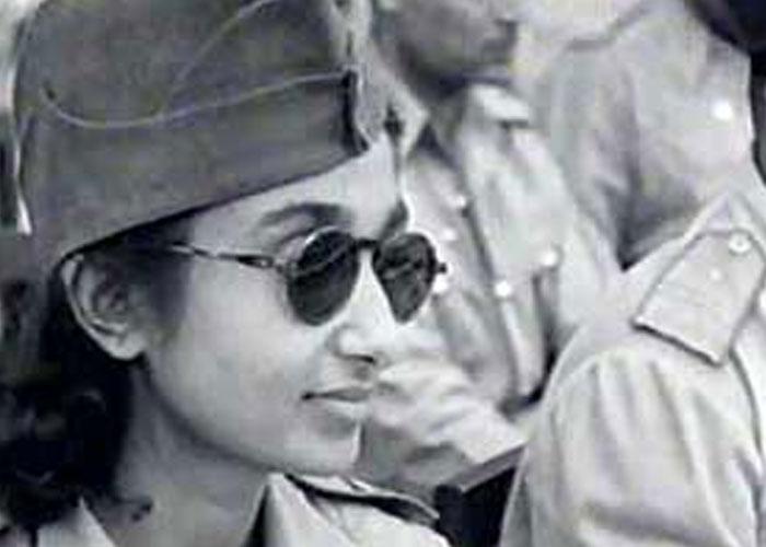 Lakshmi Sehgal