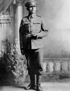 Francis Pegahmagabow (1891-1952) was a highly-decorated Native soldier who was the most effective sniper in World War I. Photo from Ontario Native Education Counselling Association