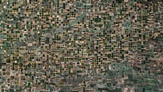 (Photo: Google Earth/Image Landsat)