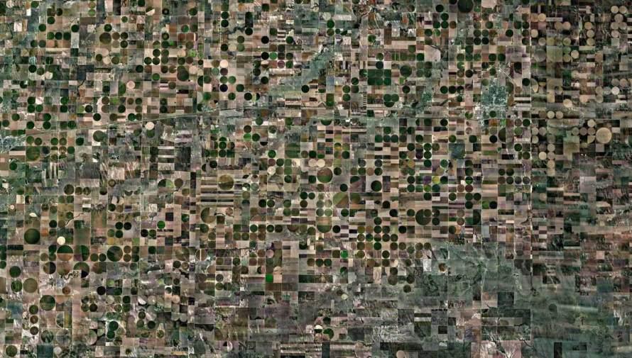 (Photo: Google Earth/Image Landsat)
