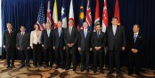 The heads of state for all TPP member countries.