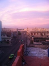 Havana at dusk. (Photo: Michelle Ortuoste-Rollenas)