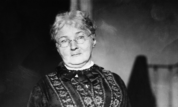 A mother's work is never done: Mary Harris Jones. (Photo: Corbis)