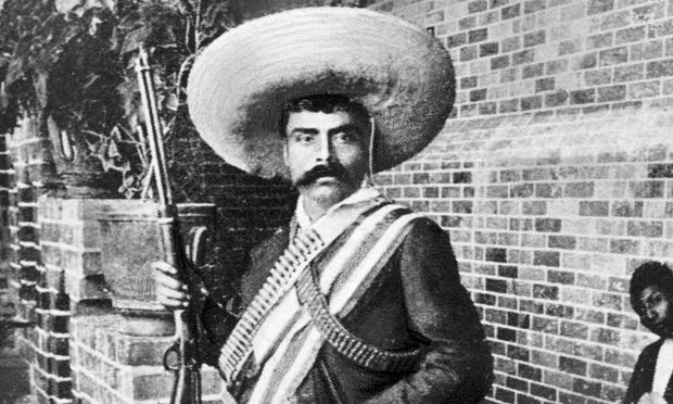 A rebel who still inspires: Emiliano Zapata. (Photo: Corbis)