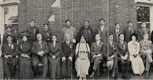 Society_of_American_Indians,_1911
