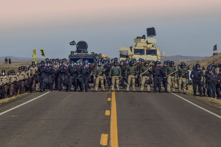 (Photo: Standing Rock Rising Facebook page)